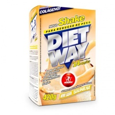 Diet Way Baunilha 420g