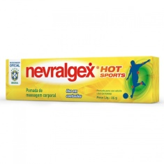 Nevralgex Hot Sports Pomada 25g